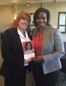 Laya Gavin with Tami Bonnell, CEO & President of EXIT Realty Corp International